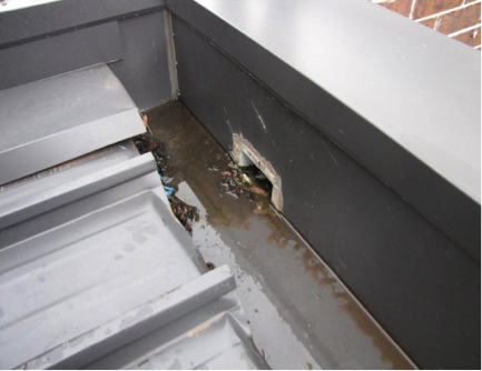 Leaky Building Syndrome Spotlight On Roof Plumbing