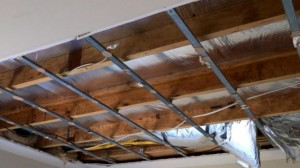 Collapsed ceiling Kingsbury The Age